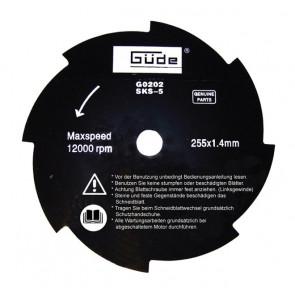 GÜDE náhradní kotouč ke křovinořezům  GFS 1255 B / GFS 1501 B