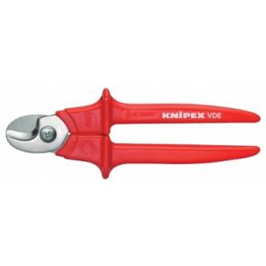 KNIPEX Káblové nožnice 230mm 1000V 9506230
