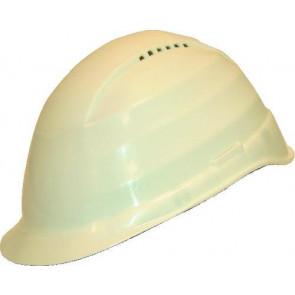 Ochranná prilba profesionálne, biela