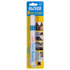 Popisovač ALTECO Paint Marker modrý