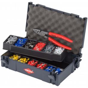 KNIPEX Súprava káblových koncoviek s kliešťami, pre dutinky 05 979005