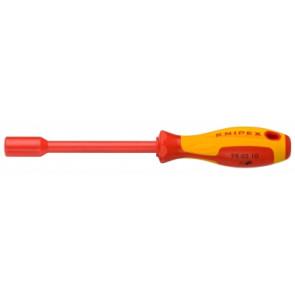 KNIPEX Nástrčkový kľúč s rukoväťou 7mm 1000V 980307