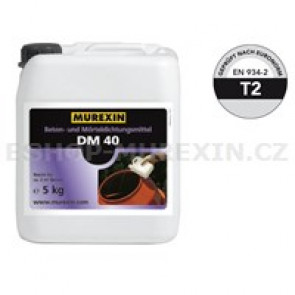 MUREXIN Přísada vodotěsnící do betonu DM 40 5 kg
