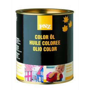 PNZ Barevný olej stříbrošedý 0,75 l