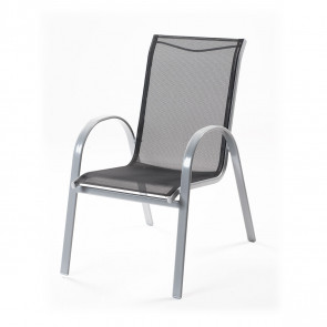 Garland Vera hliníková stohovatelná židle