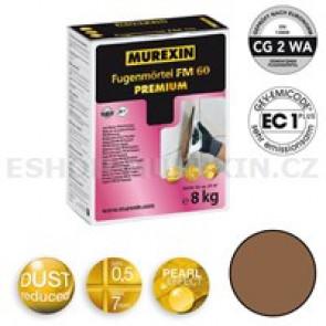 MUREXIN Spárovací malta  FM 60 Premium 8 kg nussbraun
