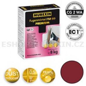 MUREXIN Spárovací malta  FM 60 Premium 4 kg rubinrot