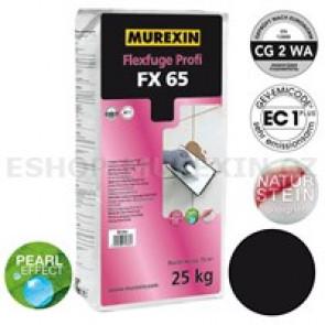 MUREXIN Spárovací malta Flex Profi FX 65 4 kg černá
