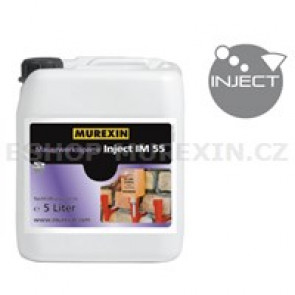 MUREXIN Suchá stěna - injektáž  IM 55   5 l