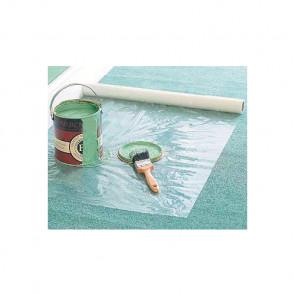 Polyetylenové protiprachové krycí plachty na roli 2mx50m