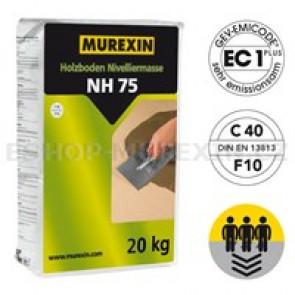 MUREXIN Nivelační hmota na dřev.podlahy NH 75 20 kg