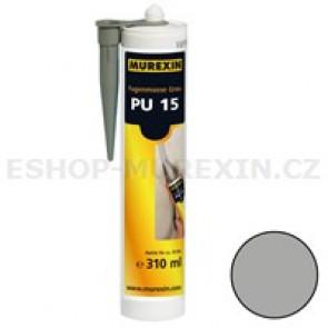 MUREXIN Spárovací hmota PU 15   310 ml šedá
