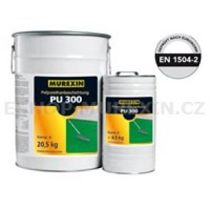 MUREXIN Polyuretanový povlak  PU 300 4,5 kg složka B