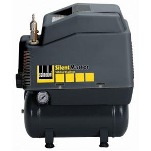 SEM 100-8-6 W bezolej SilentMaster pojazdný kompresor