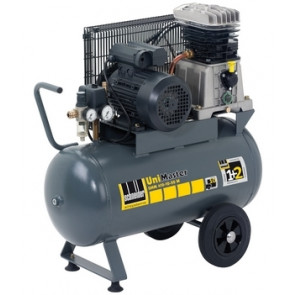 UNM 410-10-50 W kompresor pojazdný