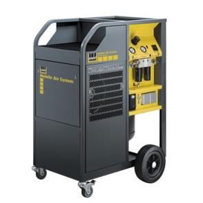 MAS 500-10-60 D mobilné zariadenia kompresora