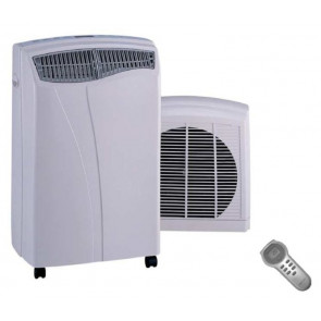 AC 14EHP mobilní klimatizace s chladícím výkonem 3956 W s funkcí topení
