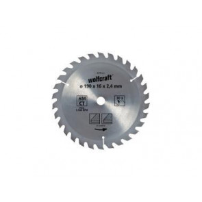 Wolfcraft 6734000 1 plát kotoučové pily180x2,4x20mm
