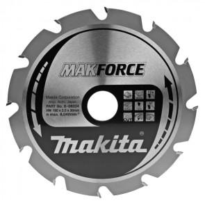 Makita B-08224 pilový kotouč 190mm 12T = old B-02939