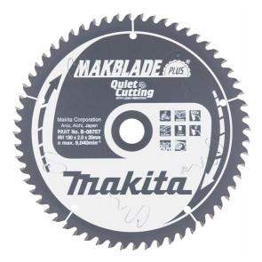 Makita B-08757 pilový kotouč 190x20 60 Z.