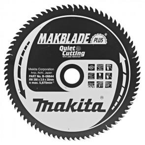 Makita B-08844 pilový kotouč 260x30 80 Z