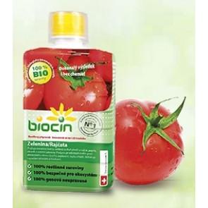 Biocin-FGT Rostlinný posilující prostředek pro zeleninu/rajčata