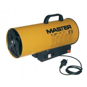 Master BLP11M plynové topidlo s ventilátorem