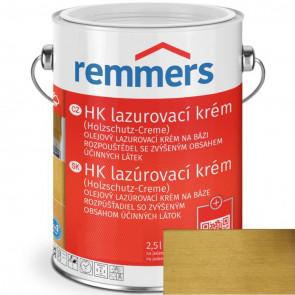 REMMERS HK lazurovací krém BOROVICE 2,5L