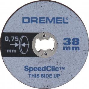 Dremel Tenké řezné kotouče DREMEL® EZ SpeedClic.