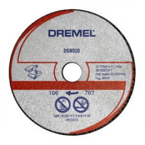 Dremel Kovový a plastový řezný kotouč DREMEL® DSM20