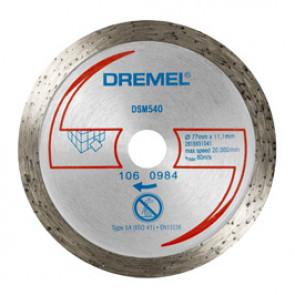 Dremel Diamantový řezný kotouč na dlaždice DREMEL® DSM20