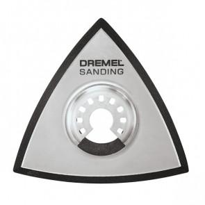Dremel DREMEL® Multi-Max, brusný talíř srychloupínáním Quick Fit na suchý zip