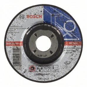 Bosch Hrubovací kotouč profilovaný Expert for Metal A 30 T BF, 115 mm, 4,0 mm