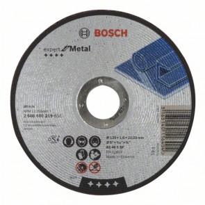 Bosch Dělicí kotouč rovný Expert for Metal AS 46 S BF, 125 mm, 1,6 mm