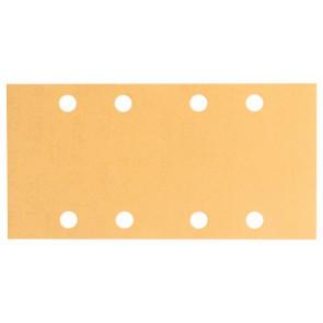 Bosch Brusný papír C470, balení 10 ks 93 x 186 mm, 120