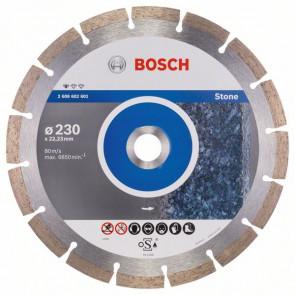 Bosch Diamantový dělicí kotouč Standard for Stone 230 x 22,23 x 2,3 x 10 mm