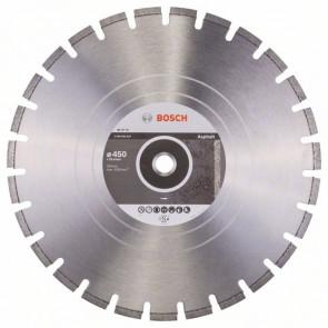 Bosch Diamantový dělicí kotouč Standard for Asphalt 450 x 25,40 x 3,2 x 10 mm