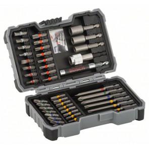 Bosch 2607017164 43dílná sada bitov a kľúčov