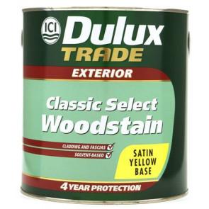 Classic Select Woodstain tónovatelná tenkovrstvá lazura na dřevo 2,5L
