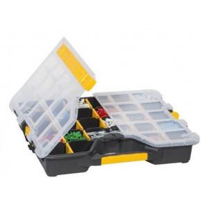Allit 457420 Organizérové krabice s připojovacími sponami a pružnými oddělovači EuroPlus Basic> S