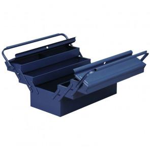 Plechový montážny kufor McPlus Metall 5-dielny 490611