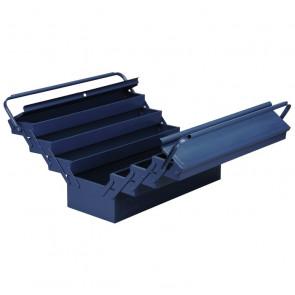 Plechový montážny kufor McPlus Metall 7-dielny 490613