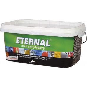 ETERNAL mat akrylátový 2.8 kg bílý 01