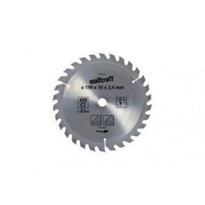 Wolfcraft 6738000 1 plát kotoučové pily 150x2,4x16mm