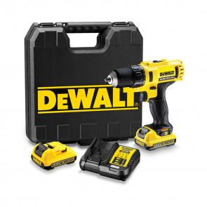 DeWalt DCD710D2 CS 10.8V XR Li-Ion Compact Drill Driver