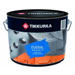 EVERAL SEMI GLOSS [70] BA 3/2,7 L