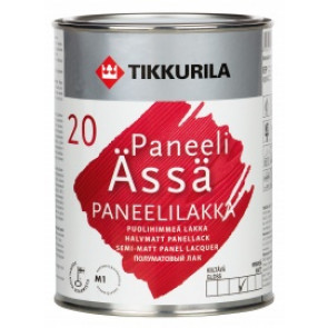 PANEELI-ÄSSÄ MATT [10] EP 0,9 L