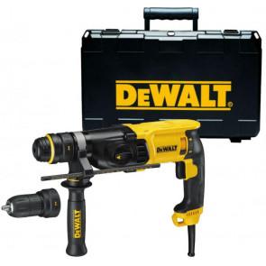 DeWALT D25144K kombinované kladivo SDS-plus