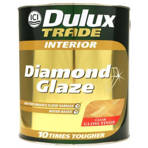 Diamond Glaze Interiérový extrémně tvrdý lak - pololesklý 2,5l