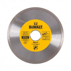 DeWalt DT3713 Diamantové kotouče se spojitým obvodem pro suché řezání